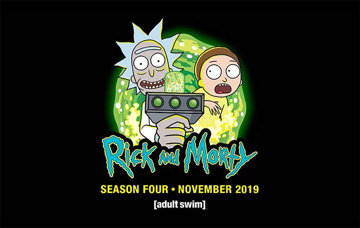 Rick and Morty Season 4 Is Set To Premiere in November