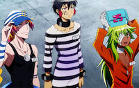 Nanbaka The Numbers